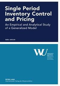 Single Period Inventory Control and Pricing