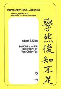 Pei Ch'i Shu 45