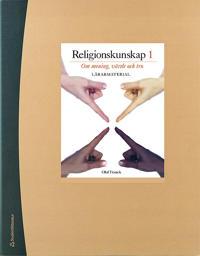 Religionskunskap 1 Lärarpaket - Digitalt + Tryckt - Om mening, värde och tro