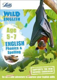 English - Phonics and Spelling Age 5-7