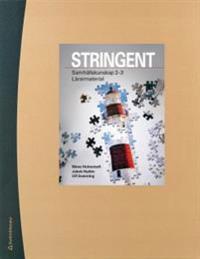 Stringent Lärarpaket - Digitalt + Tryckt - Samhällskunskap 2-3