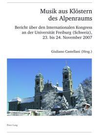 Musiik aus Klostern des Alpenraums