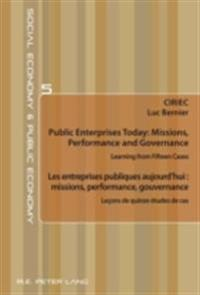 Public Enterprises Today