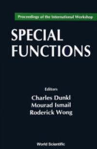 SPECIAL FUNCTIONS - PROCEEDINGS OF THE INTERNATIONAL WORKSHOP