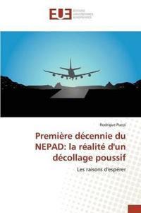 Premi re D cennie Du Nepad