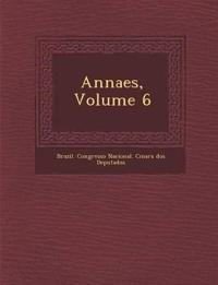 Annaes, Volume 6