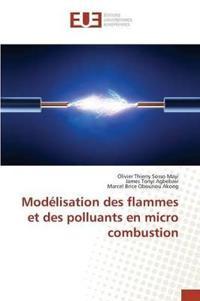 Modelisation Des Flammes Et Des Polluants En Micro Combustion