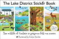 Lake District Sticker Book