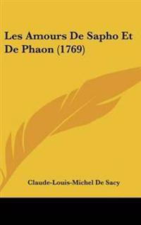 Amours De Sapho Et De Phaon (1769)