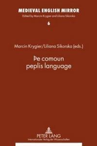 Oe Comoun Peplis Language