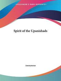 Spirit of the Upanishads 1907