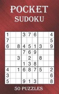 Pocket Sudoku: Travel Size Pocket Sudoku, Perfect for Any Trip, Great Gift for Birthdays and Christmas