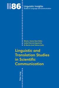 Linguistic and Translation Studies in Scientific Communication