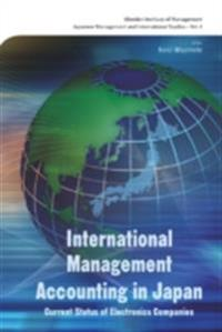 INTERNATIONAL MANAGEMENT ACCOUNTING IN JAPAN