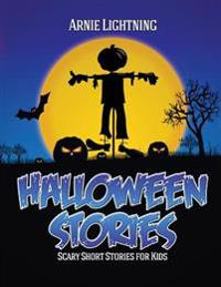 Halloween Stories: Scary Short Stories for Kids, Jokes, and Coloring Book!