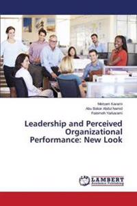 Leadership and Perceived Organizational Performance