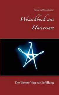 Wunschbuch ans Universum