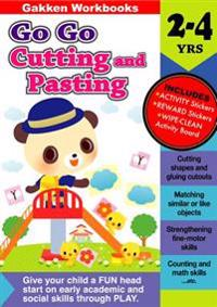 Go Go Cutting and Pasting, 2-4 Yrs.