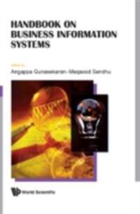HANDBOOK ON BUSINESS INFORMATION SYSTEMS