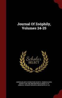 Journal of Zoophily, Volumes 24-25