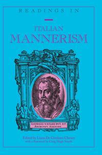 Readings in Italian Mannerism
