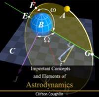 Important Concepts and Elements of Astrodynamics