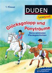 Leseprofi - Glücksgalopp und Ponyträume, 1. Klasse