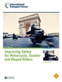 Improving Safety for Motorcycle, Scooter and Moped Riders