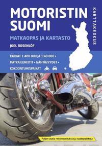 Motoristin Suomi, 1:400 000/1:40 000