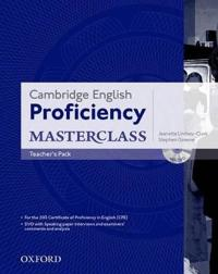 Cambridge English: Proficiency (CPE) Masterclass: Teacher's Pack