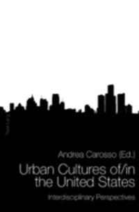 Urban Cultures of/in the United States