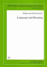 Language and Meaning: Cognitive and Functional Perspectives