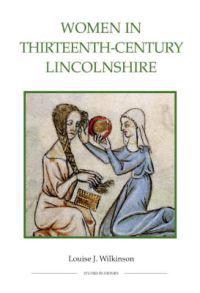Women in Thirteenth-century Lincolnshire