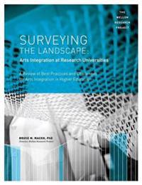 Surveying the Landscape: Arts Integration at Research Universities