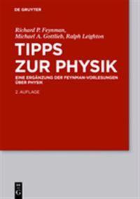 Tipps Zur Physik: Eine Ergänzung