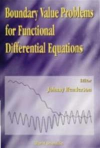 BOUNDARY VALUE PROBLEMS FOR FUNCTIONAL DIFFERENTIAL EQUATIONS