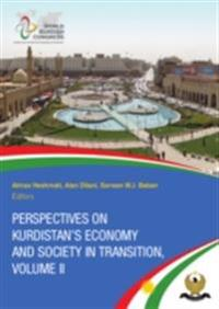 Perspectives on Kurdistan's Economy and Society in Transition