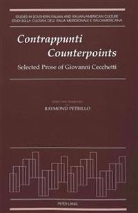Contrappunti Counterpoints