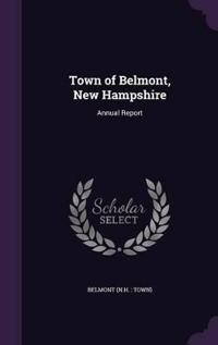 Town of Belmont, New Hampshire