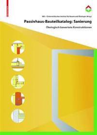 Passivhaus-Bauteilkatalog: Sanierung