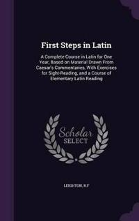 First Steps in Latin
