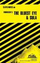 CliffsNotesTM on Morrison's The Bluest Eye Sula