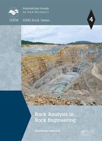 Back Analysis in Rock Engineering