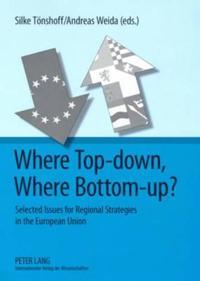 Where Top-Down, Where Bottom-up?