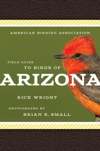 American Birding Association Field Guide to Birds of Arizona