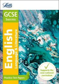 GCSE 9-1 English Practice Test Papers