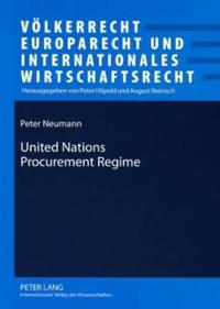 United Nations Procurement Regime