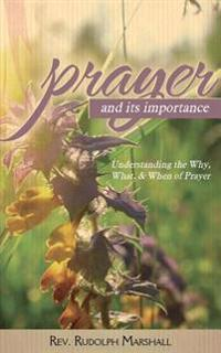 Prayer and Its Importance