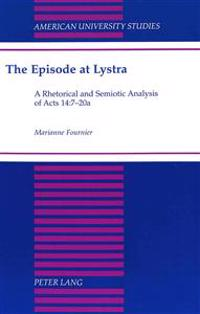 The Episode at Lystra