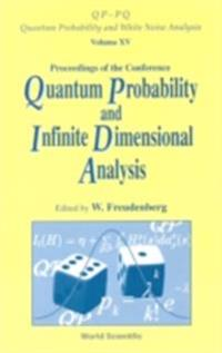 QUANTUM PROBABILITY AND INFINITE-DIMENSIONAL ANALYSIS